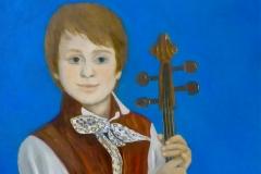Jongetje met Cello